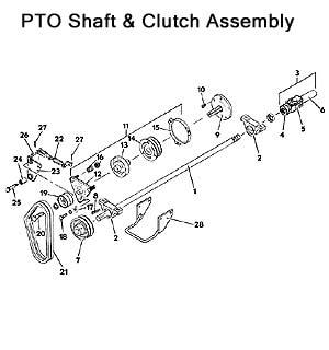 Power Shaft and Clutch