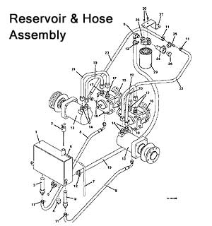 Reservoir & Hose Assembly