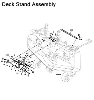 Deck Stand Assembly