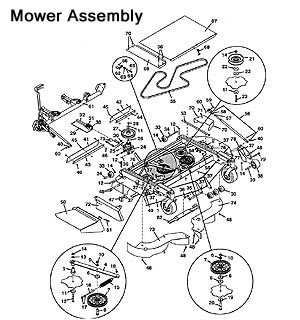 Mower Assembly