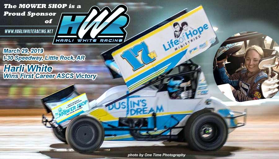 Harli White Racing